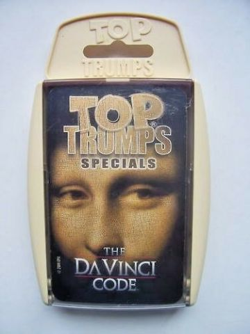 The Davinci Code..Top Trumps Specials (2006)